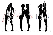tango postures