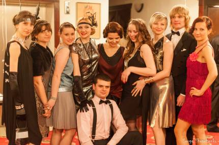 Gatsby party. Фото Сергея Шевченко
