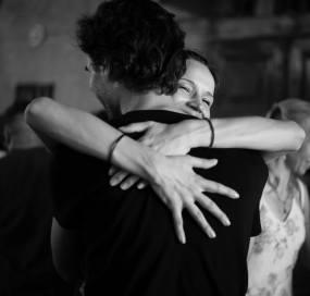 Благодарю за танец! Фото Андрея Чурикова