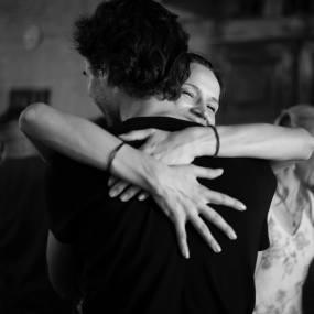Танго - это благодарность. Фото Андрея Чурикова