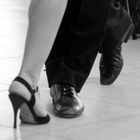 Танго - это элегантность. Фото Андрея Чурикова