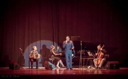 Оркестр Trinidad Arfó. Фото Евгении Василенко