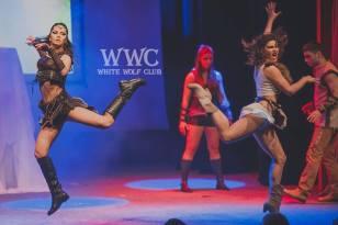 Алина Олейник, современная хореография